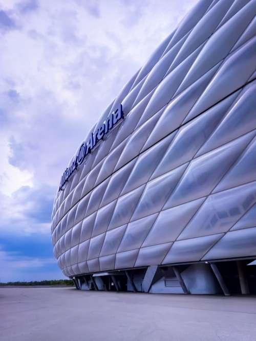 Bavaria Alliance Allianz Arena Stadium Fcb