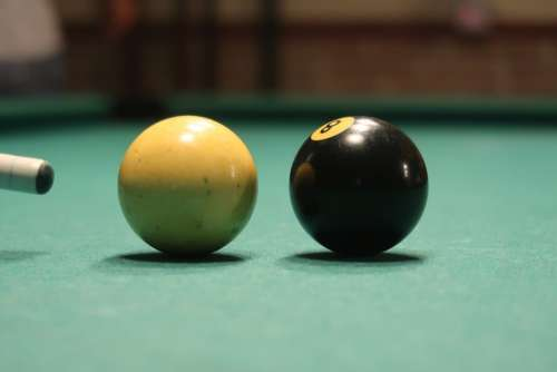 Billiards Balls Ball Leisure Ability Play