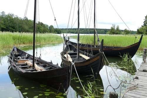 Birka Sweden Historically Museum Northern Men