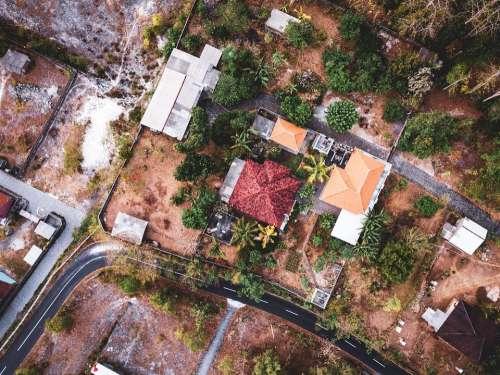 Building Village Architecture Old Landscape Houses