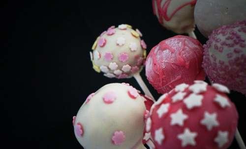 Cake Cakepop Cakepops Lollies Cakes Bake Icing