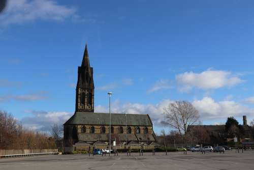 Church West Yorkshire Uk