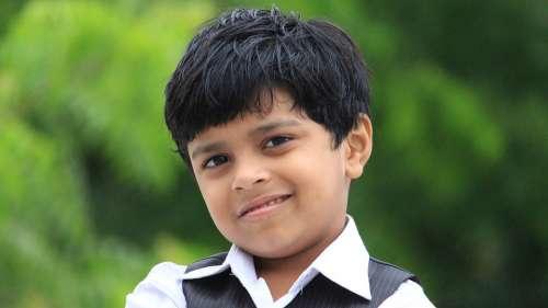 Cute Boy Baby Boy 5 Year Old Boy Sonam Prajapati