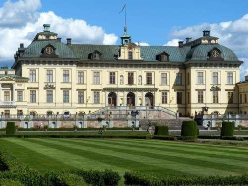 Drottningholm Stockholm Sweden Palace Royal Palace