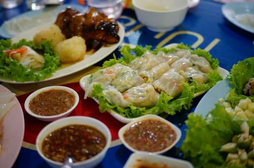 Food Vietnam Food Local Food