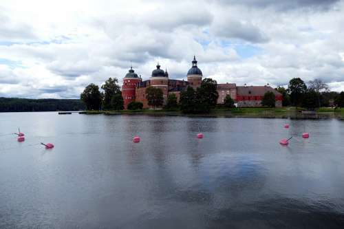 Gripsholm Sweden Historically Castle Mariefred