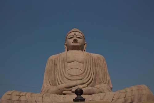 India Buddha Meditation Meditate Spiritual