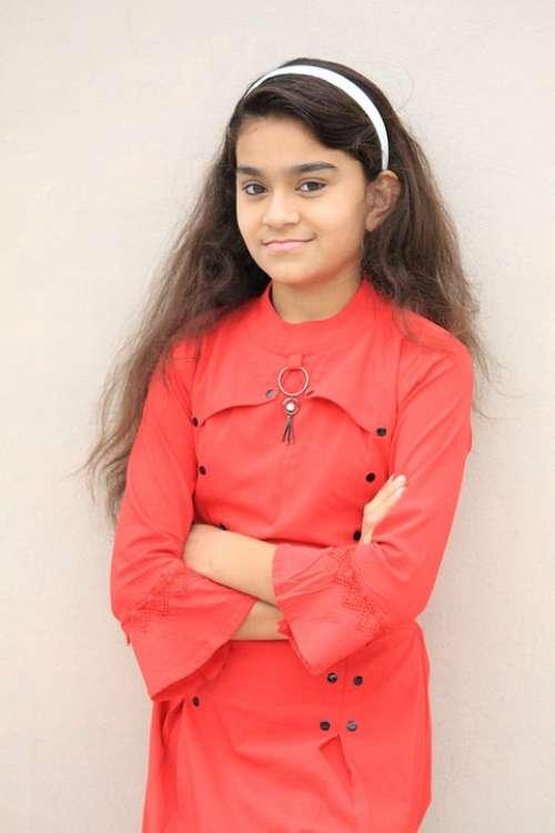 Indian Girl Happy Girl Smile Female Face Model