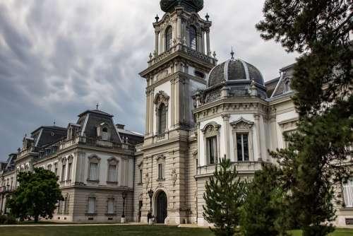 Keszthely Castle Festetics Hungary History