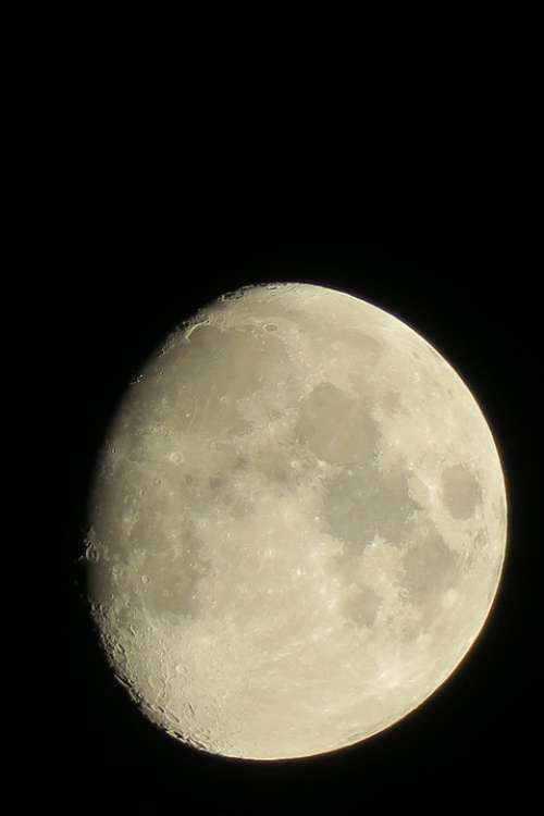 Moon Luna Increasingly Ache Earth'S Moon
