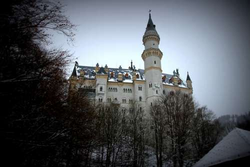 Neuschwanstein Castle Destination Bavaria Füssen