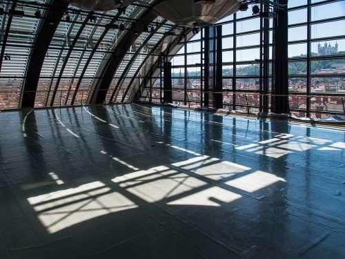 Opera Lyon Dance Hall Repeat View France Theatre