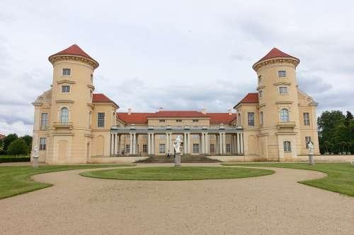 Rheinsberg Castle Tucholsky-Museum