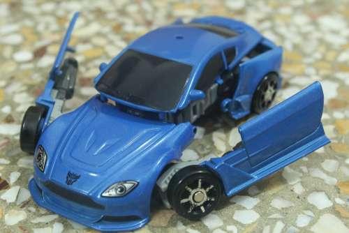 Robot Car Car Robotics Transformer Vehicle
