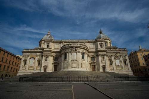 Rome Santa Maria Maggiore Liberian Basilica