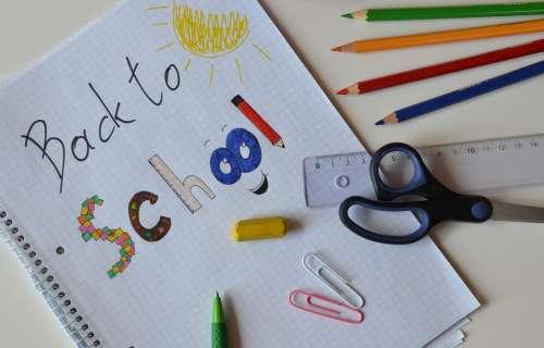 School Back-To-School School Starts Pen Mood Learn