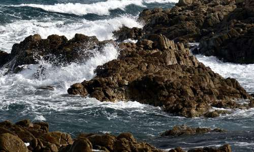 Sea Sardinia Calaliberotto Summer Scoglio