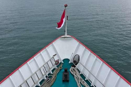 Ship Bug Lake Water Exit