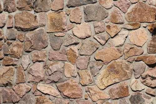 Stone Lake Dusia Stone Wall Pattern Texture Wall