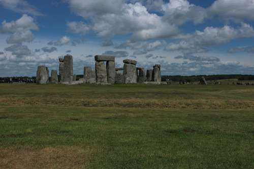 Stonehenge Stone Attraction Memorial English