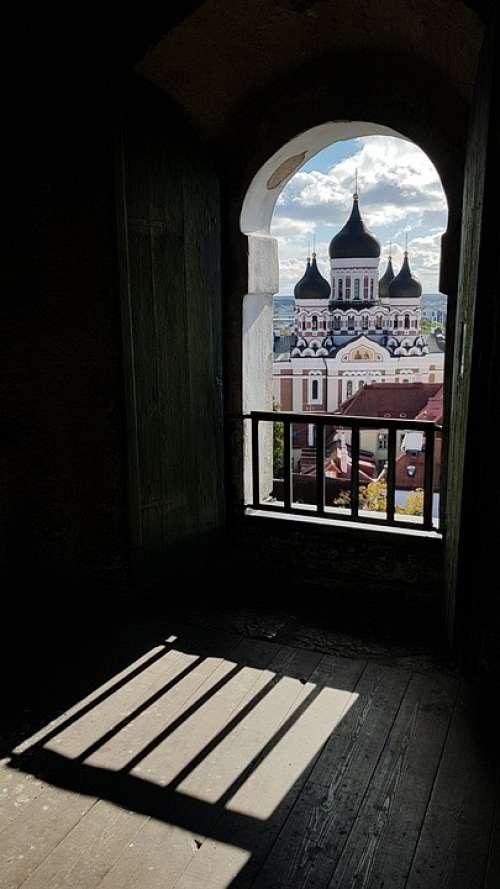 Tallinn Estonia Cathedral