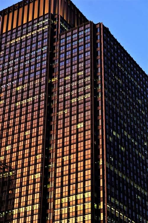 Tokyo Japan City Architecture Building Urban