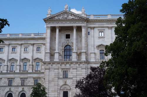 Vienna Sisi Museum Austria Architecture Building