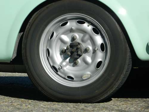 Wheel Rim Vintage Car Rims Auto Wheels Tyre Car