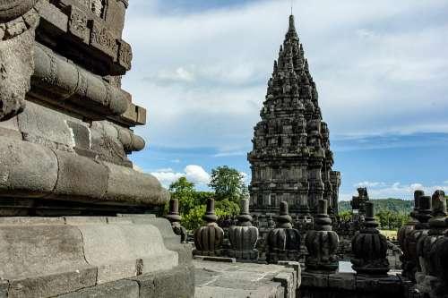 World Heritage Site Indonesia Plum Members Sky