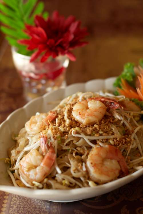 noodles asian cooking dish food