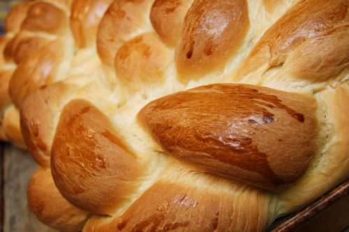 Challa Bread Braid