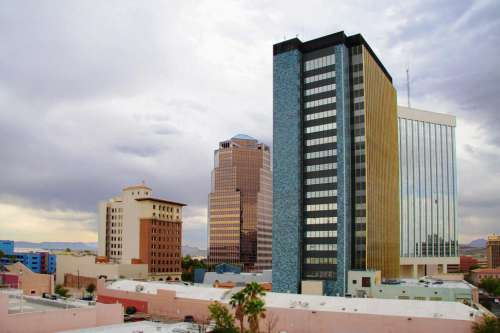 Tucson City Buildings