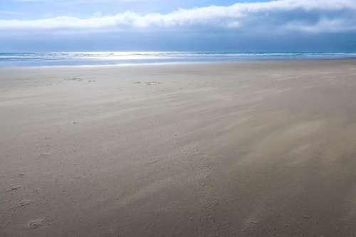Wide Bright Beach