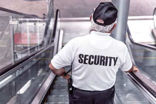 Security Guards Free Photo