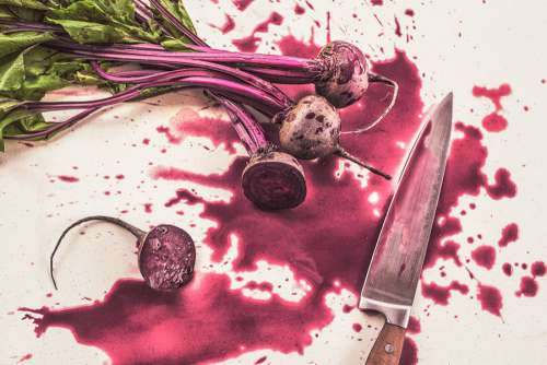 Cutting Vegetables Free Photo