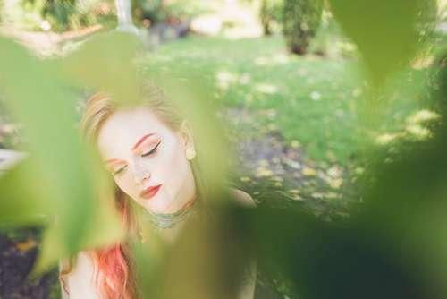 Dreamer Girl Free Photo