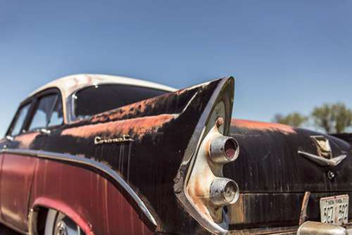 Classic Car Free Photo