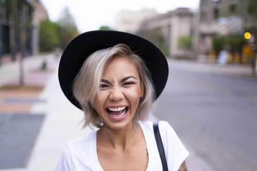 Hipster Girl Free Photo
