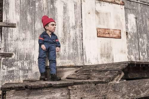 Tiny Man Free Photo