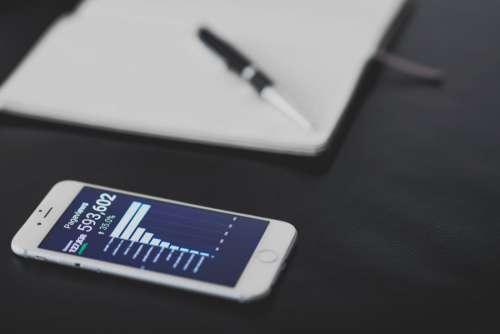 Smartphone Analytics & Notepad