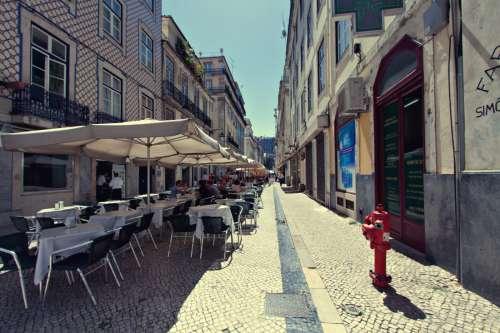 Alfresco, Lisbon