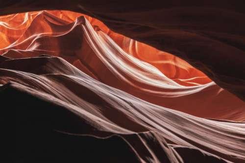 Antelope Canyon Rocks