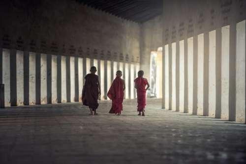Buddhist Boys