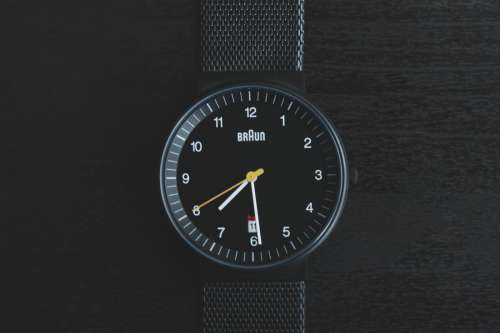 Braun, Black Watch