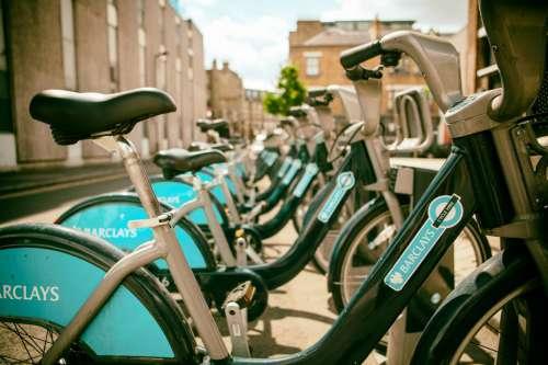 City Bikes, London