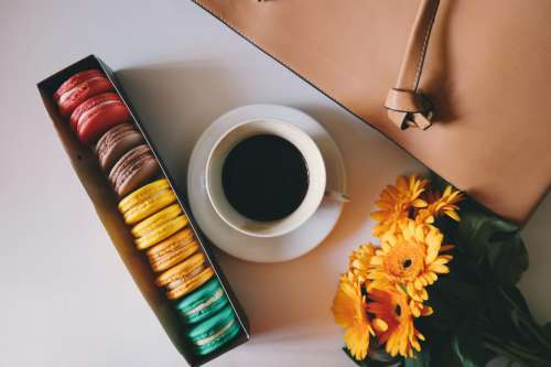 Coffee & Macarons