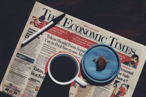 Coffee & Newspaper