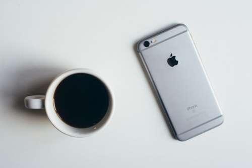Coffee & Smartphone