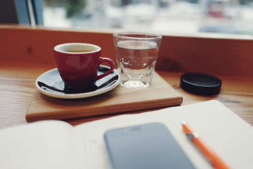 Coffee & Water