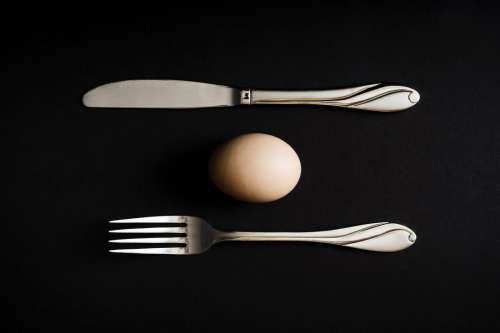 Egg & Cutlery